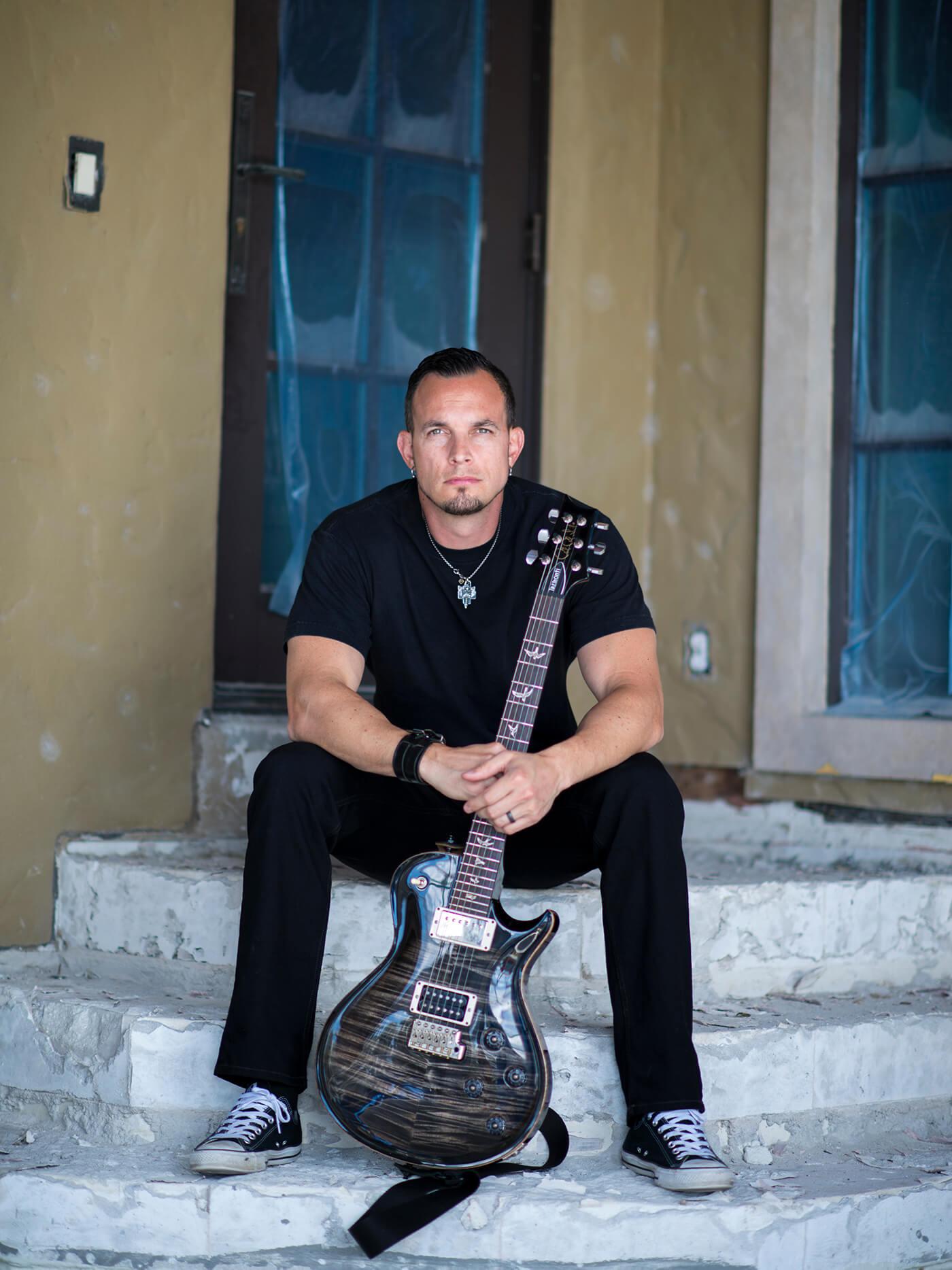 Mark Tremonti Interview PRS Guitar Steps