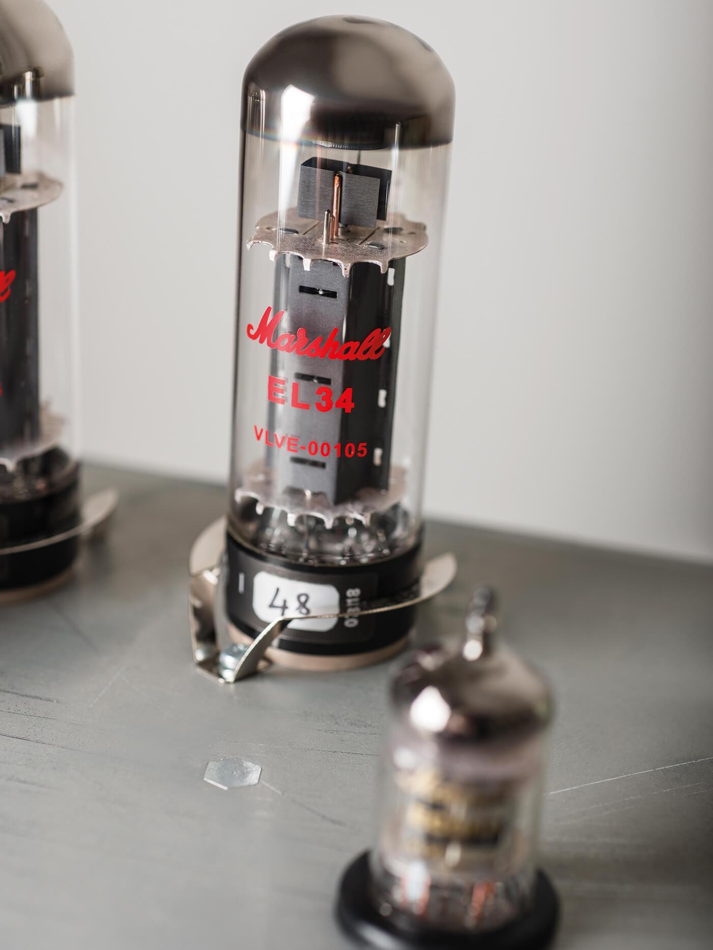 Marshall Studio Classic EL34 tube