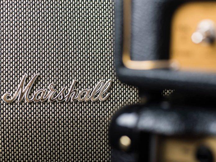 Marshall Studio Classic livery