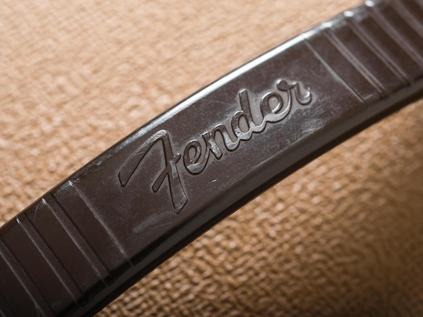 1961 Fender Pro Amp handle