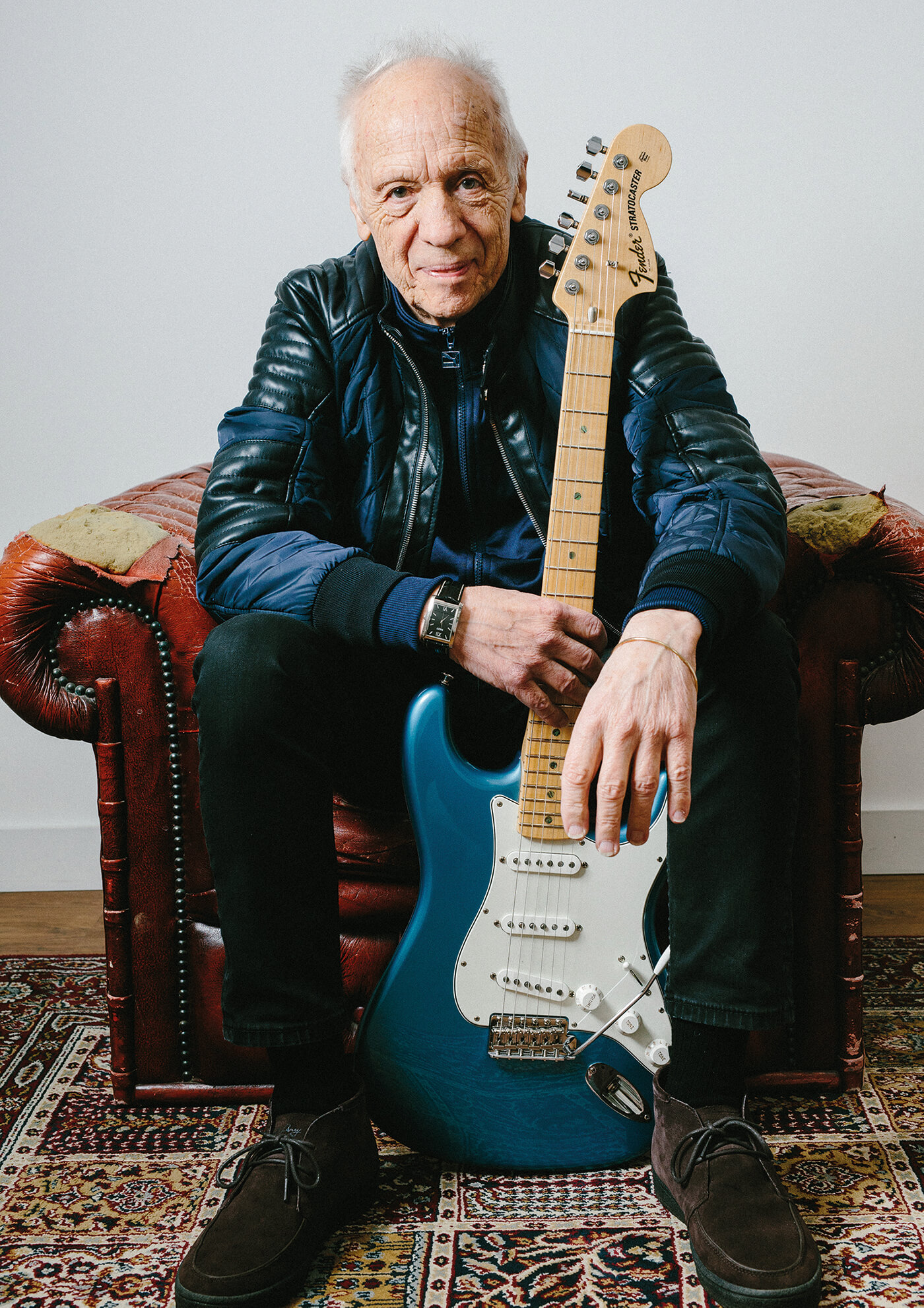 Interview: Robin Trower of Procul Harum