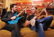 tom quayle martin miller ibanez signature guitars
