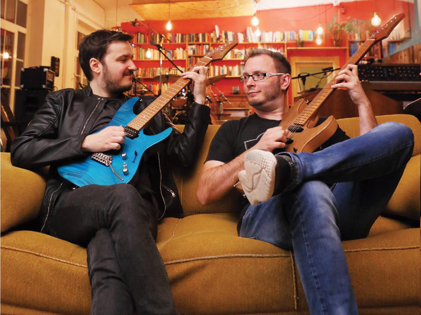 Guitar.com Masterclass 2019: Martin Miller & Tom Quayle