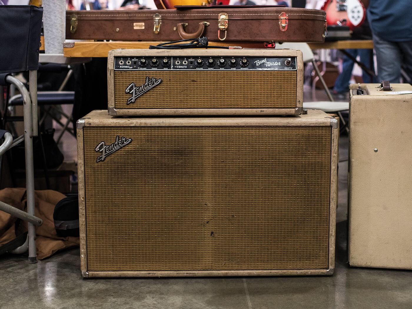 Costa Mesa Show Fender Bandmaster