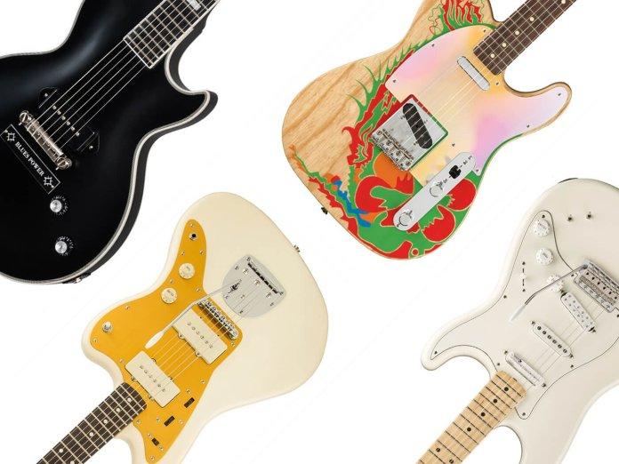 Best Signature Guitars 2020