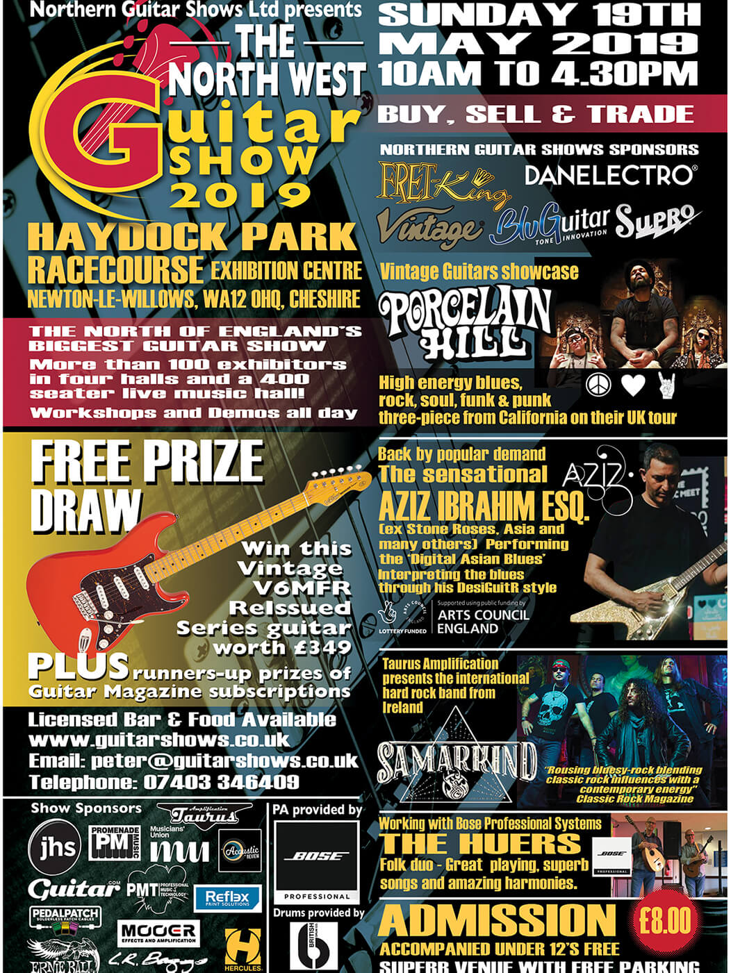 north west guitar show