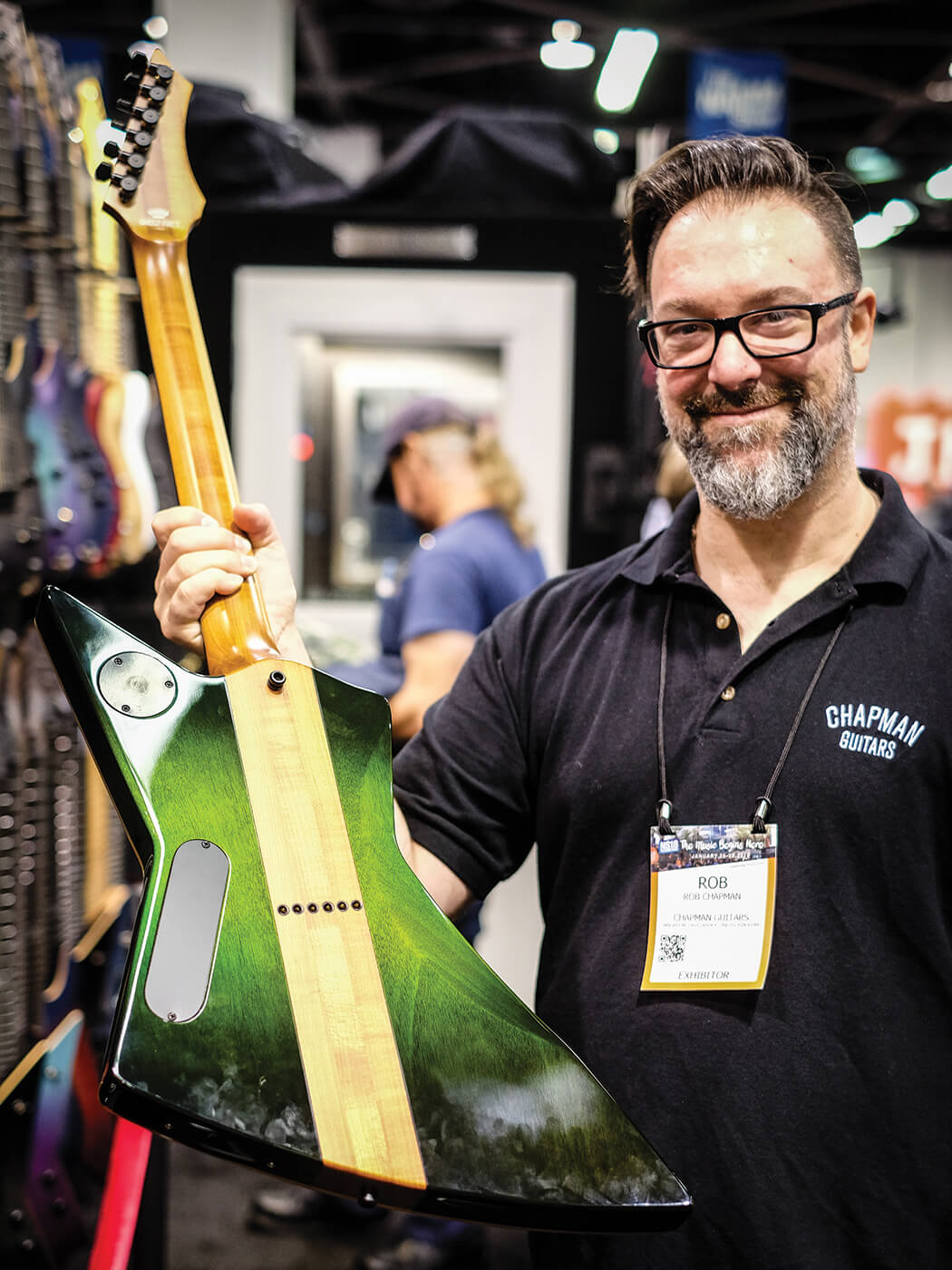 rob chapman guitars