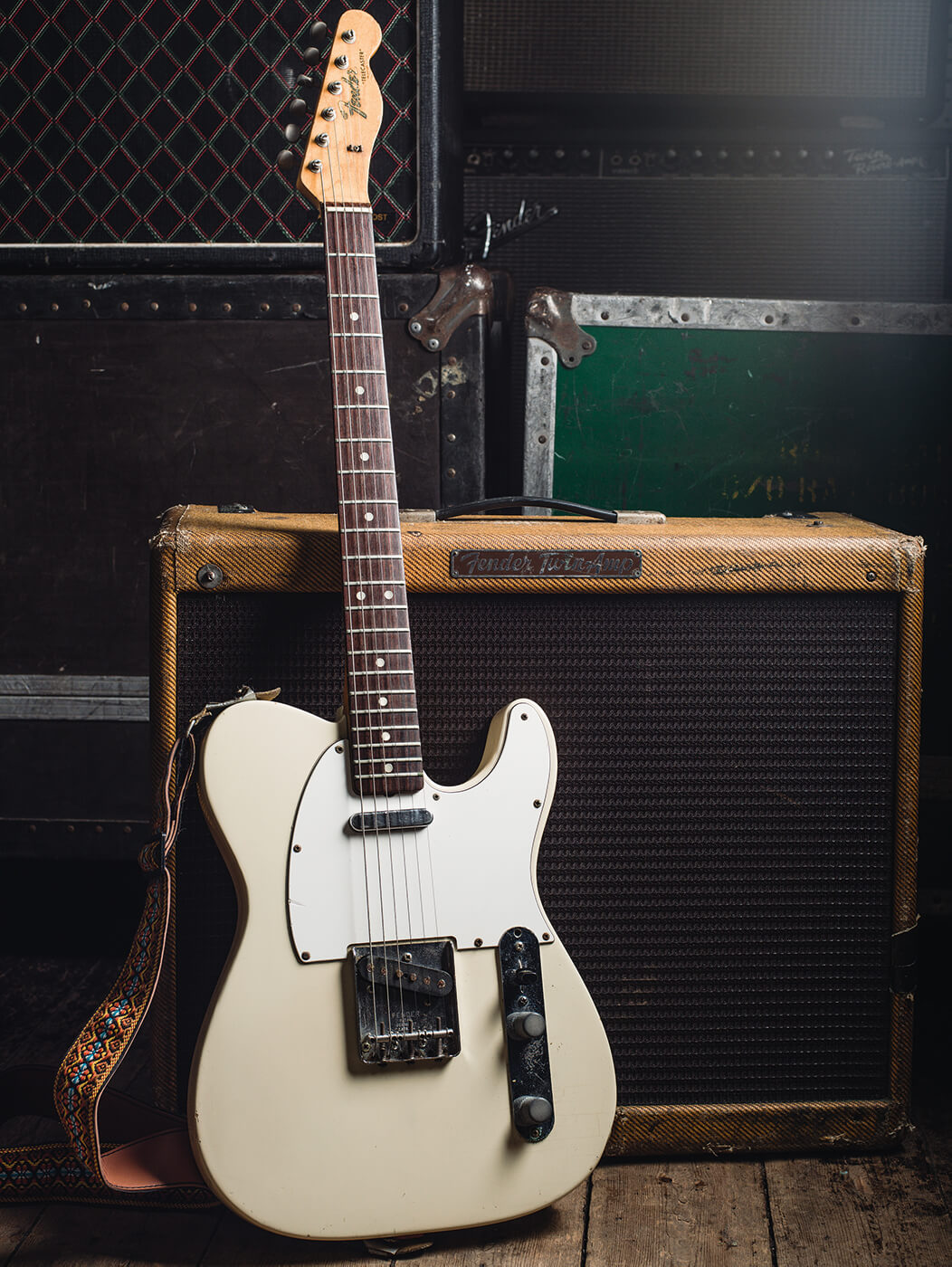 Rory Gallagher telecaster 66