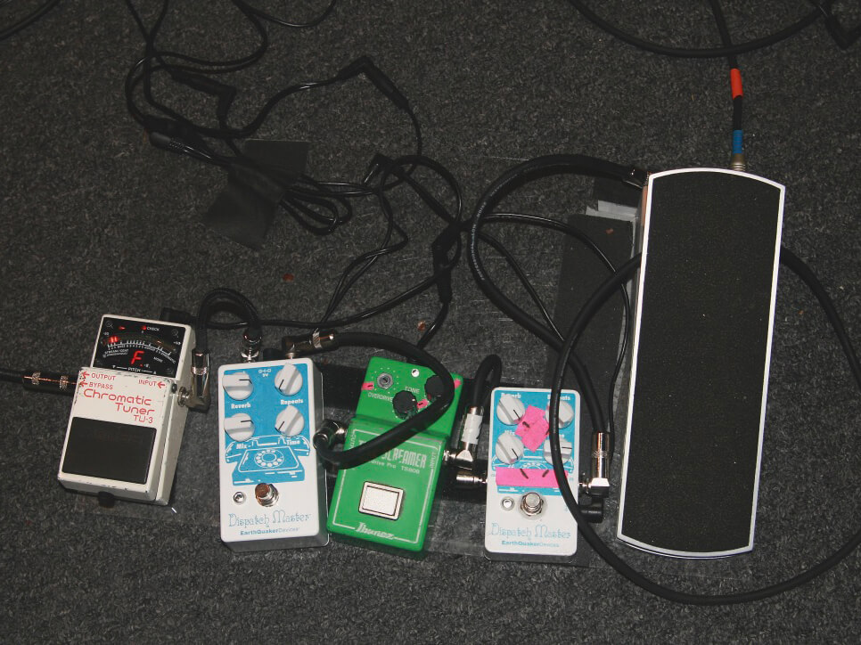 american football pedalboard dispatch master