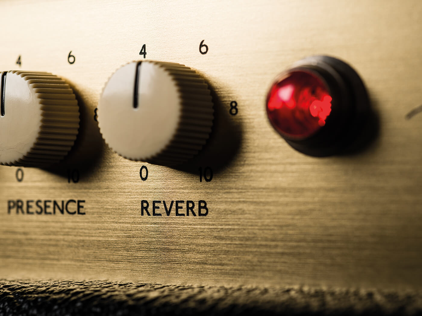 The reverb is a bespoke circuit designed to enhance rather than dominate the overall tone