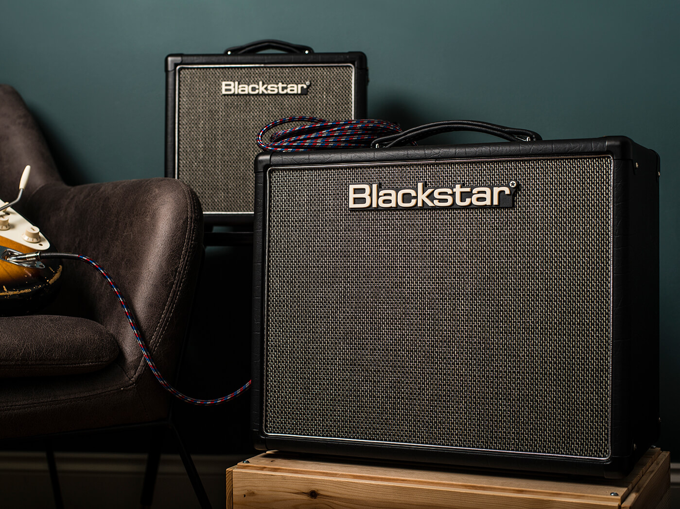 review blackstar ht 1r mkii ht 5r mkii combos all things guitar. Black Bedroom Furniture Sets. Home Design Ideas