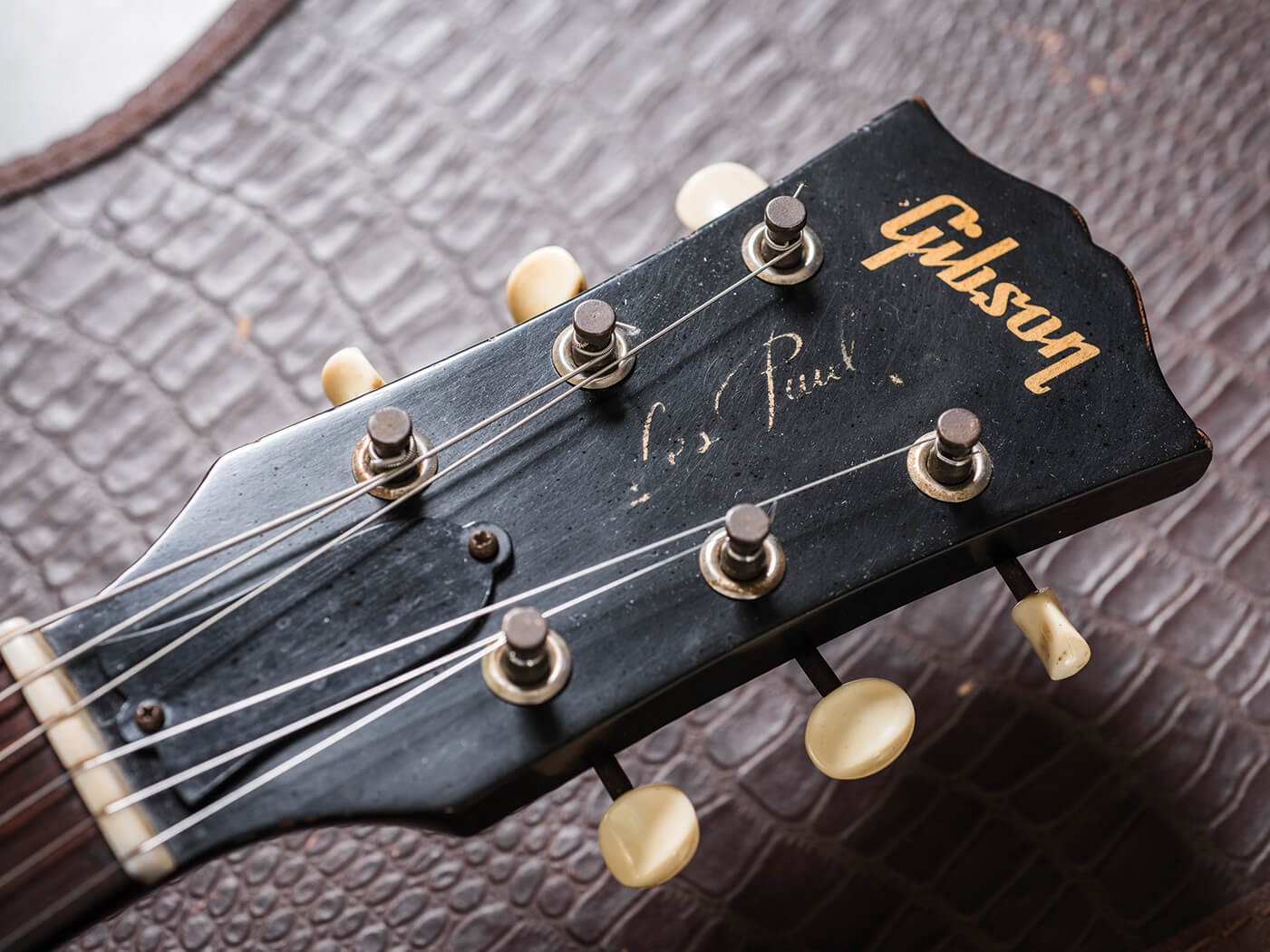Brian Ray Guitar Collection