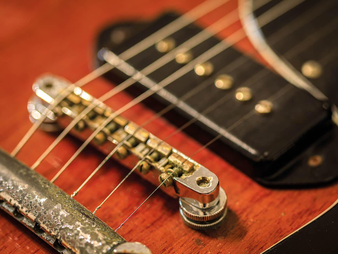 Collections Elite Vintage Guitars 1961 Gibson Les Paul Junior