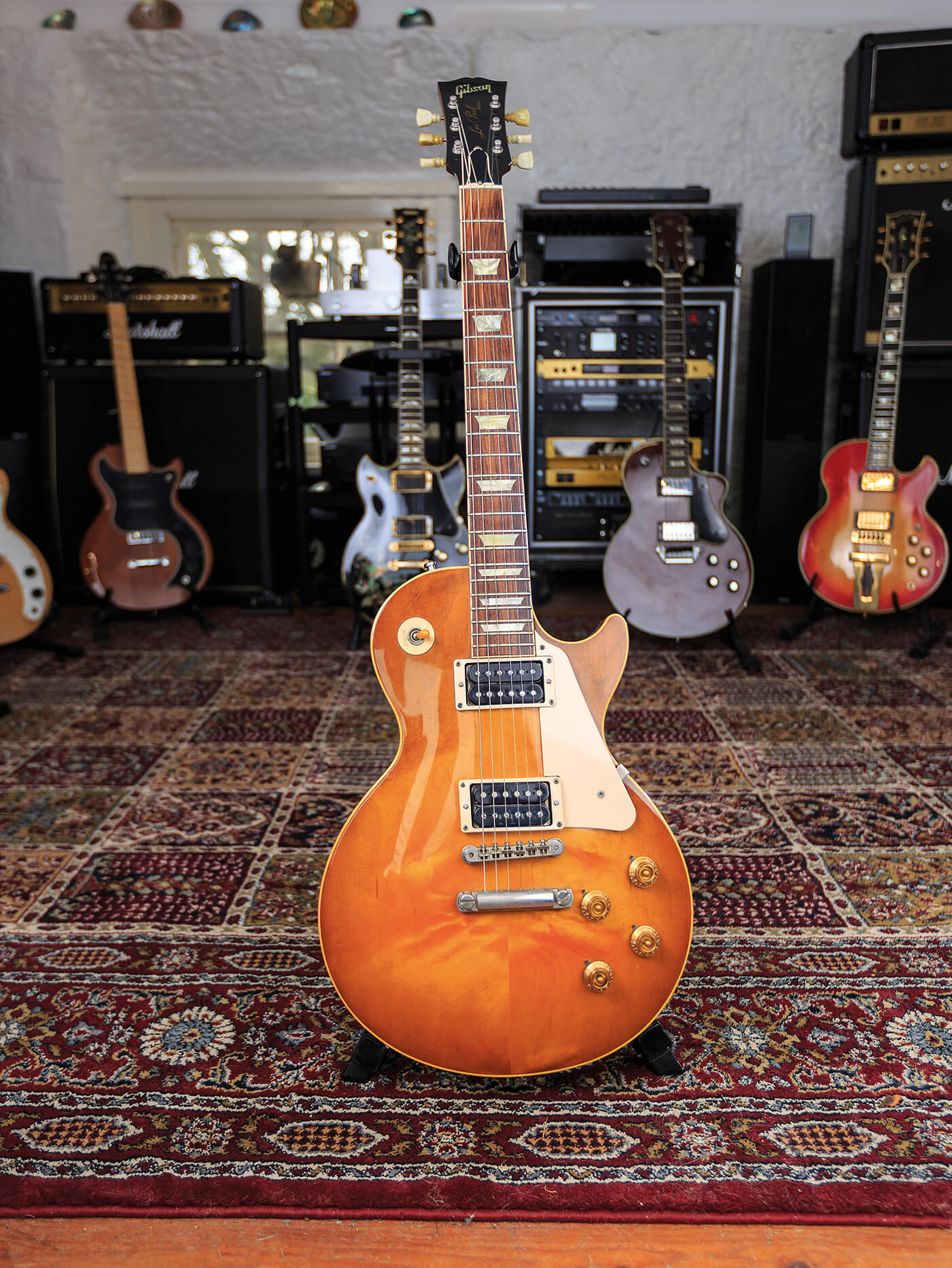 Collections Elite Vintage Guitars 1973 Gibson L5S Custom
