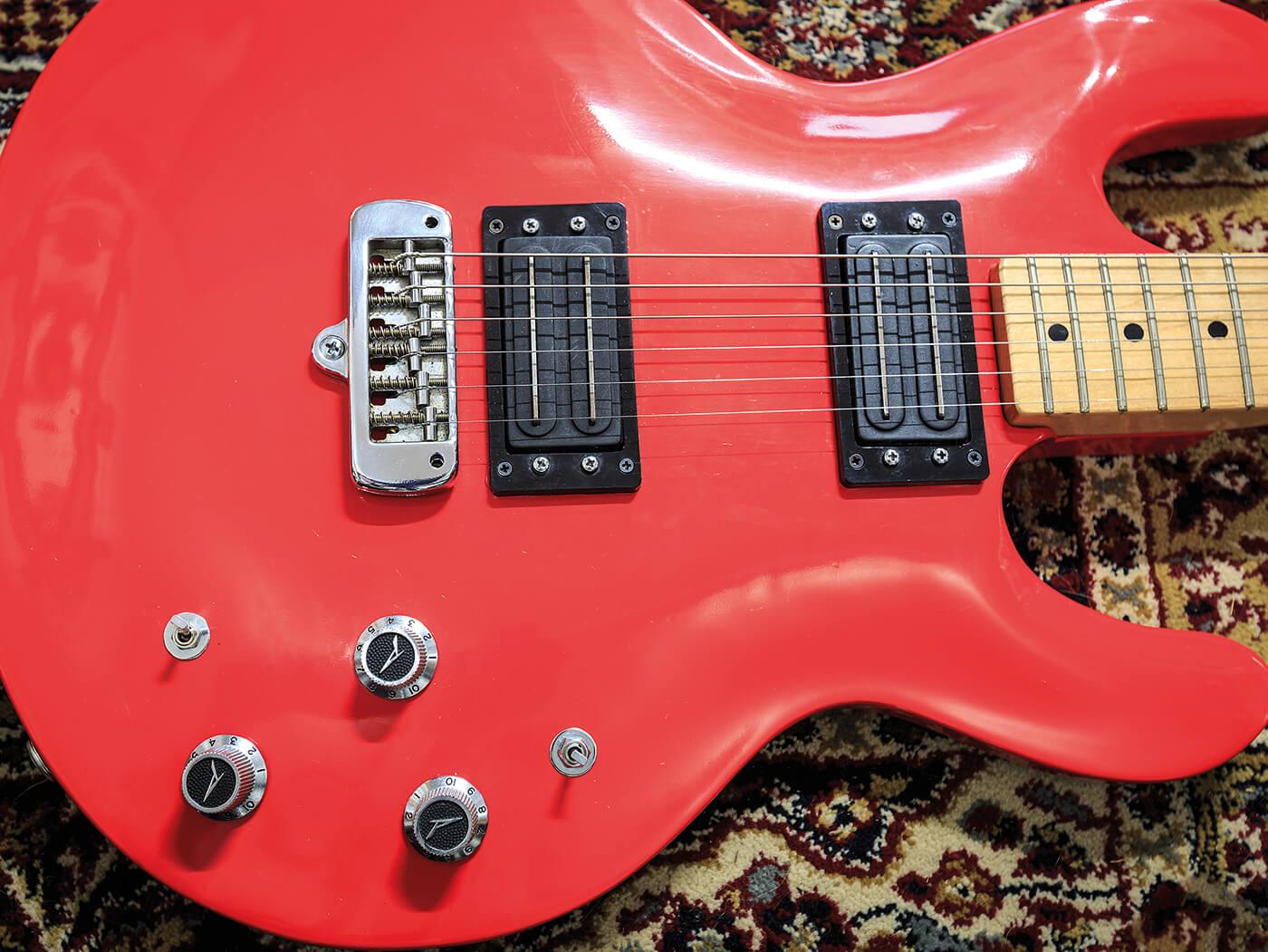 Collections Elite Vintage Guitars 1979 Peavey T-25