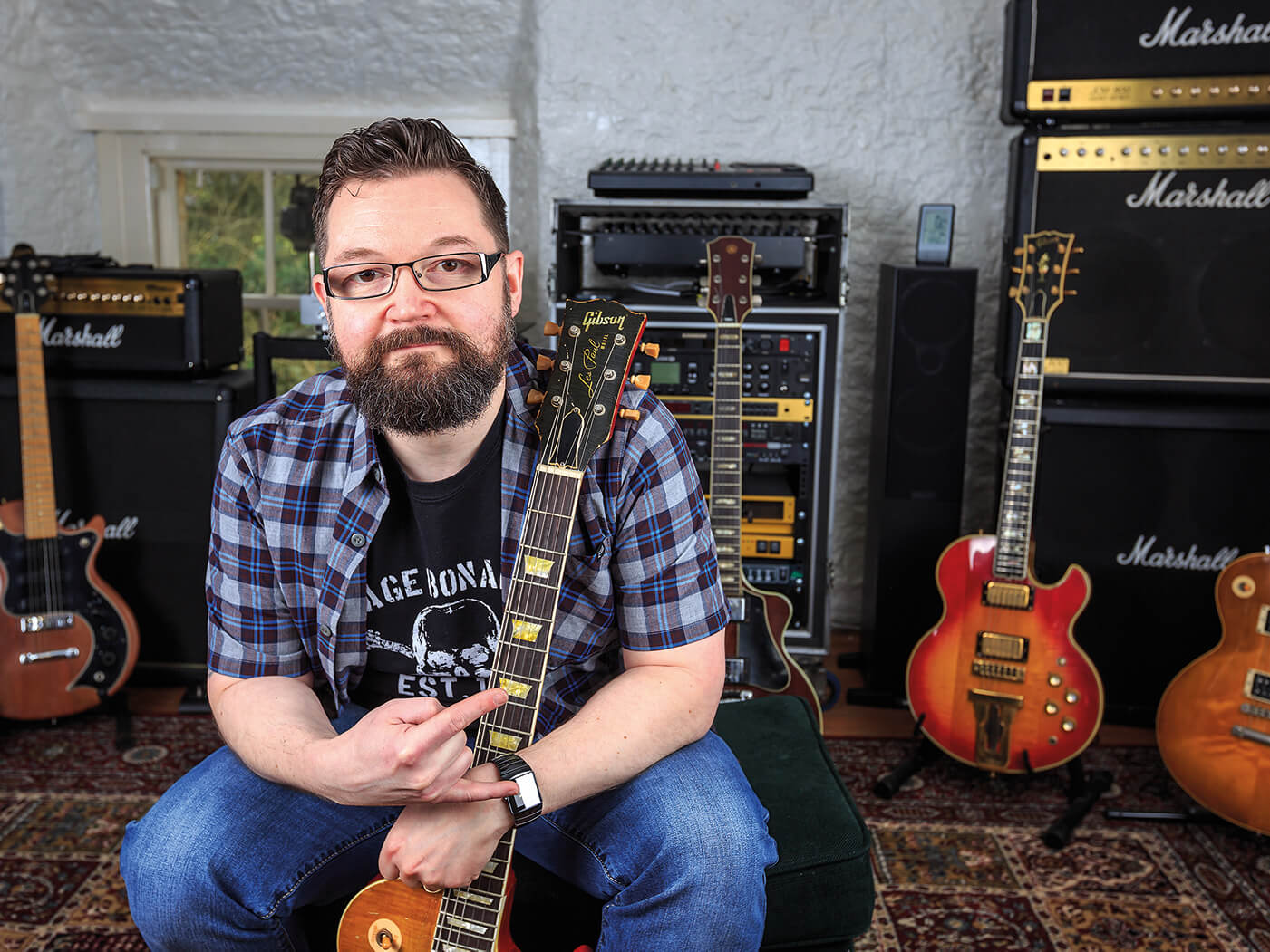 Collections Elite Vintage Guitars David McArthur