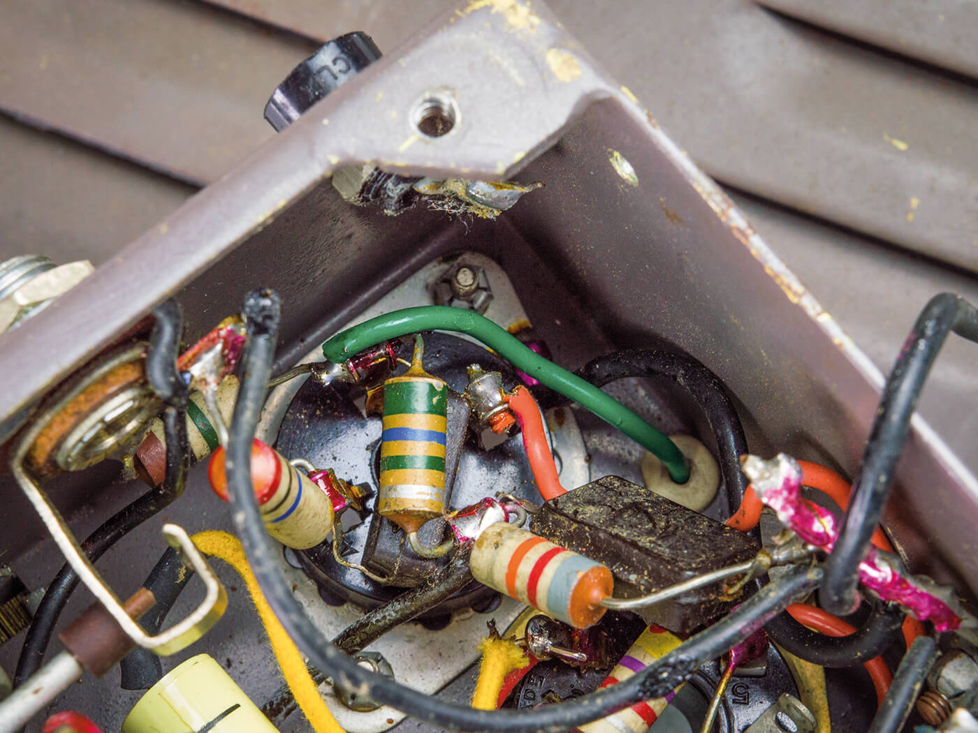 DIY Workshop Bell & Howell Conversion Part Three Extraneous components