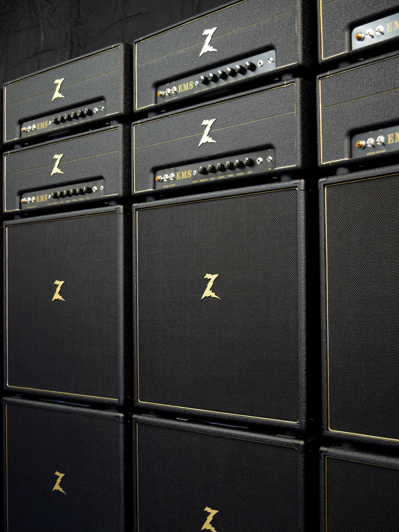 Dr z amps backline