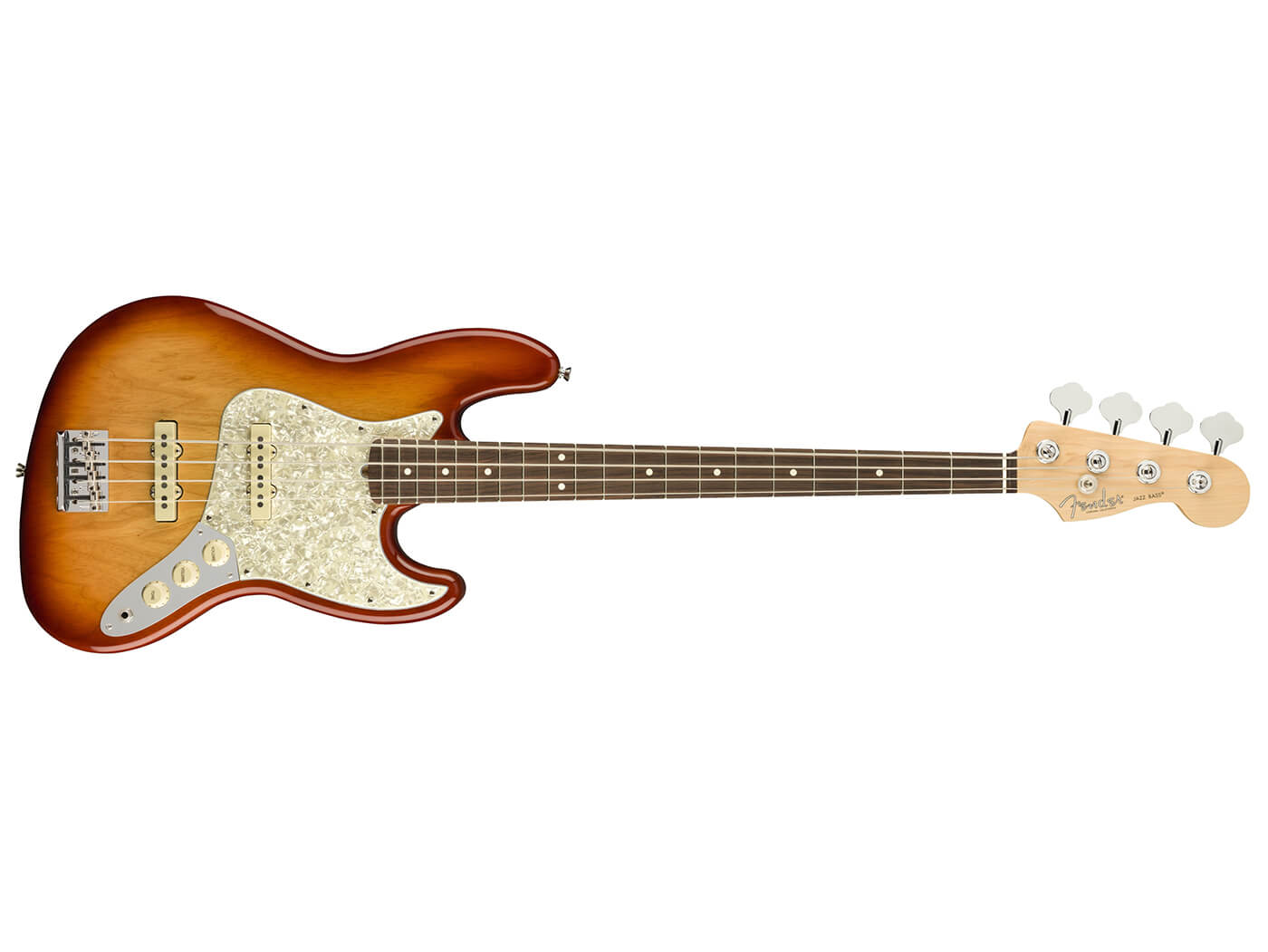 Fender Limited-Edition American Professional Jazz Bass
