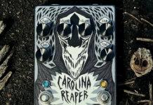 Haunted Labs Cusack Music Carolina Reaper