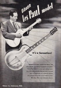 From Les Paul to Rob Chapman: The history of signature