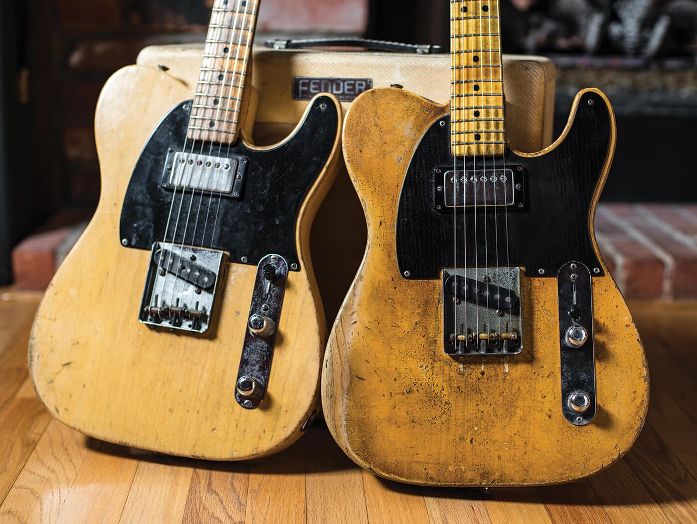 rare guitars joe bonamassa 39 s 1951 nocaster and 1952 telecaster. Black Bedroom Furniture Sets. Home Design Ideas