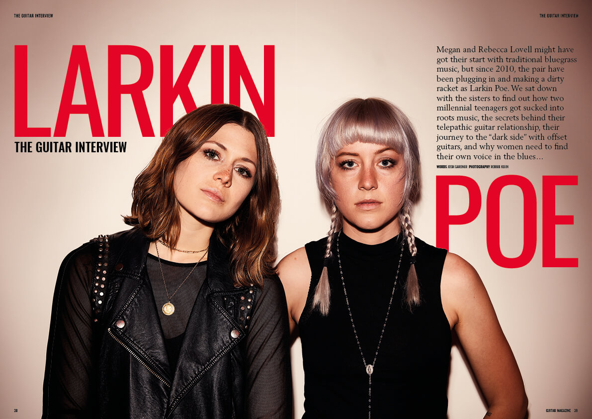 larkin poe interview