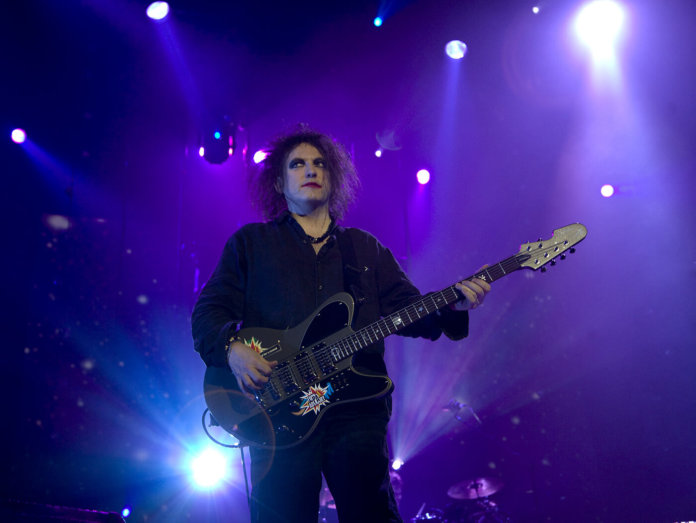 robert smith the cure schecter ultracure