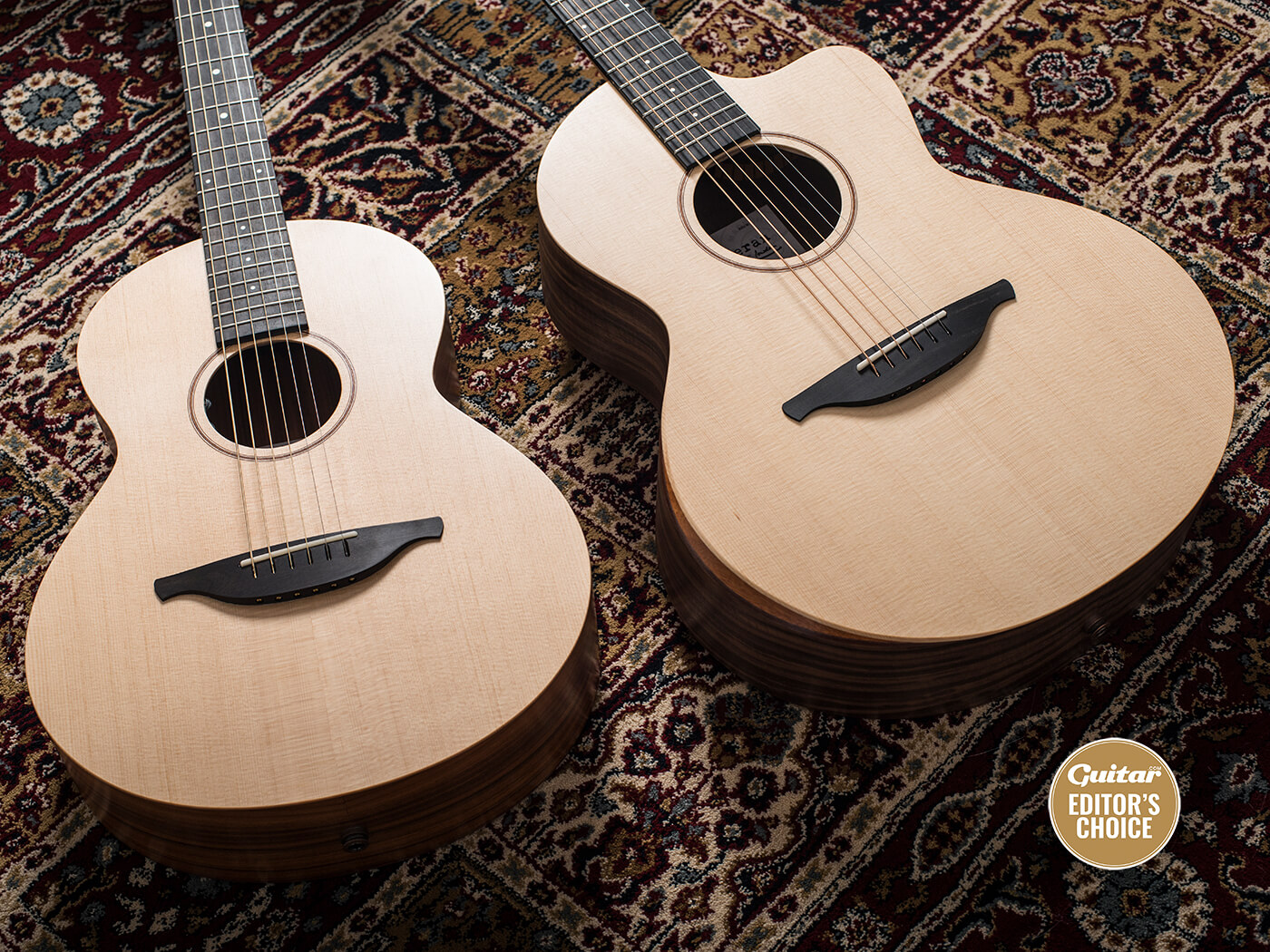 Review: Sheeran by Lowden W02 & S04 acoustics - Guitar com