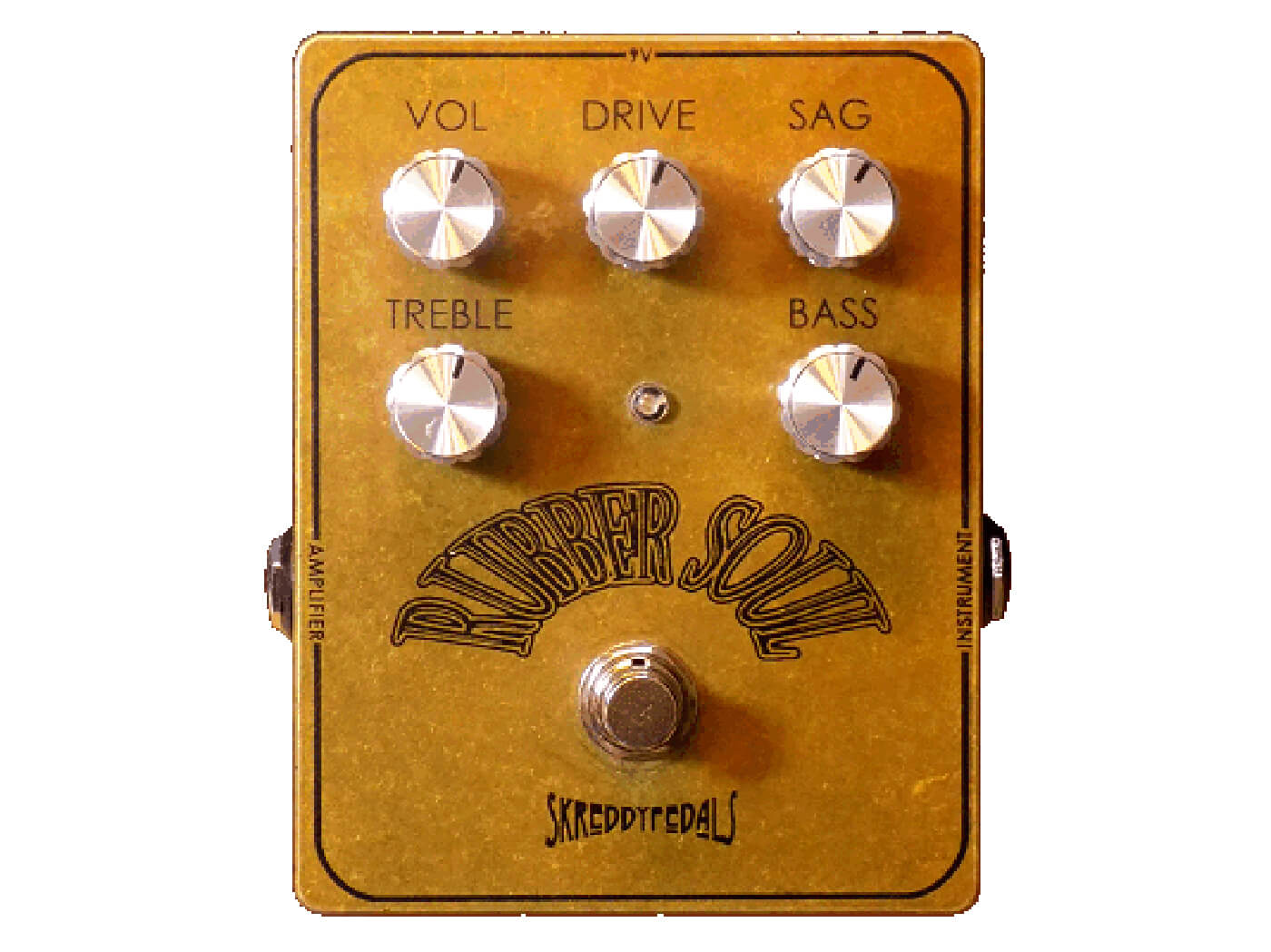 Skreddy Pedals Rubber Soul