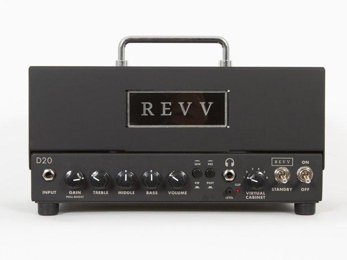 Revv D20 Front