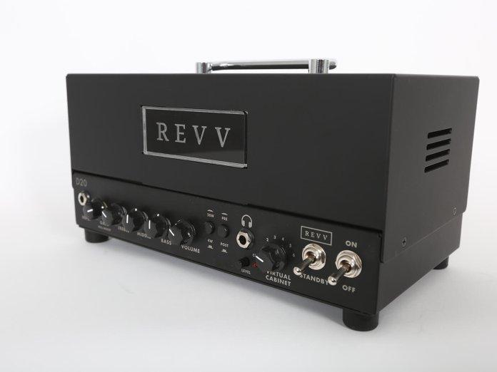 Revv D20 hero