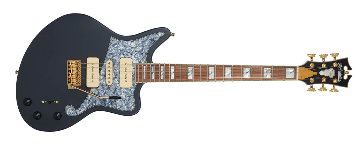 Bob Weir D'Angelico Bedford Deluxe text