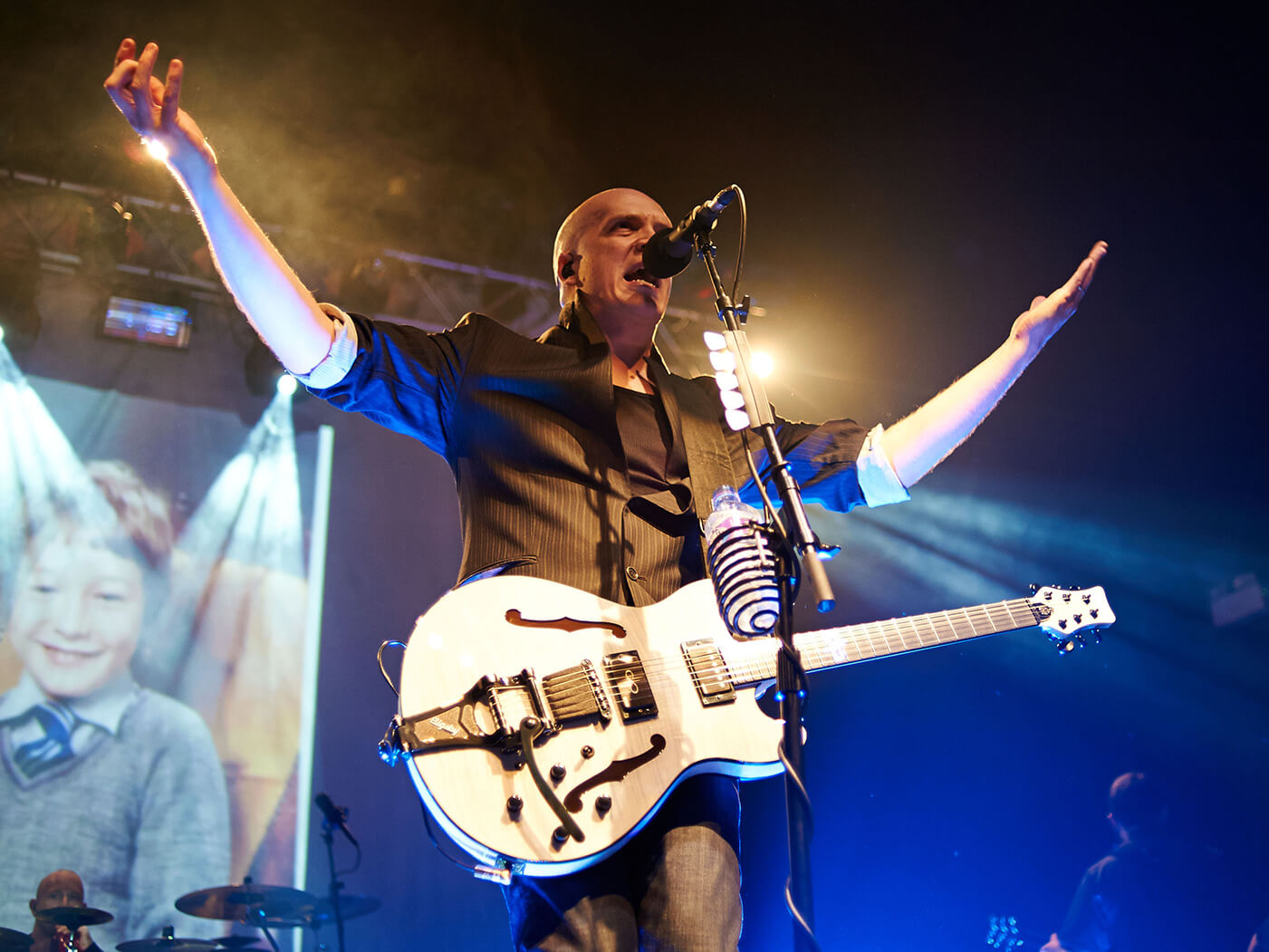 How Devin Townsend dropped the comedy to create a genre