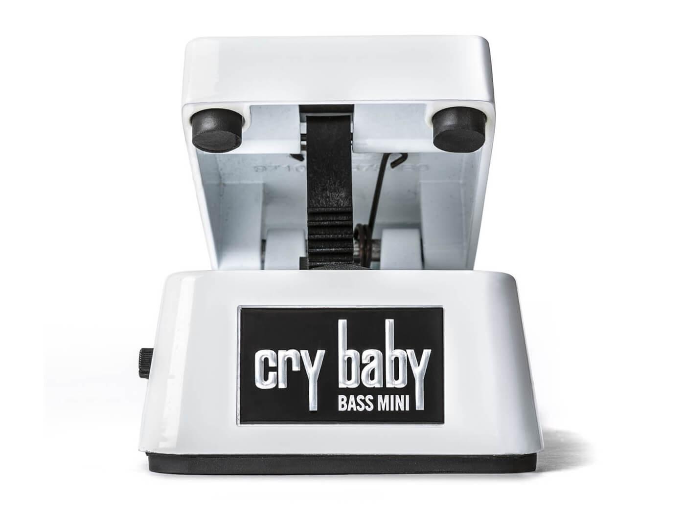 dunlop cry baby bass mini