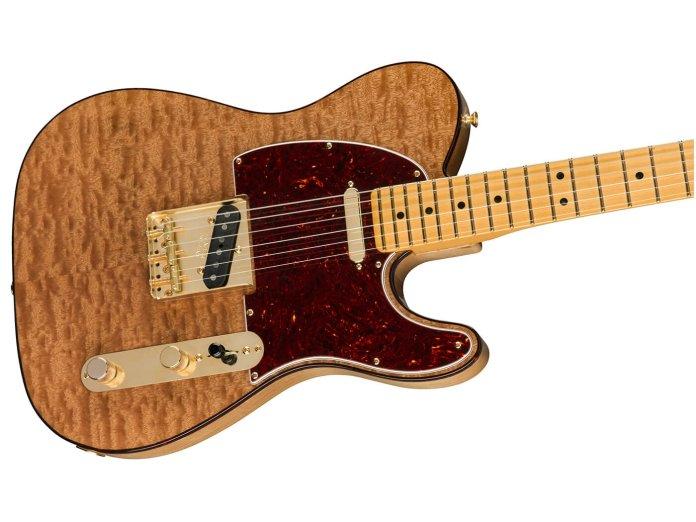 Fender Rarities Collection Red Mahogany Tele Hero