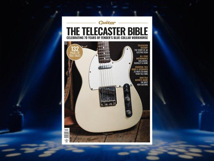 guitar classics telecaster bible
