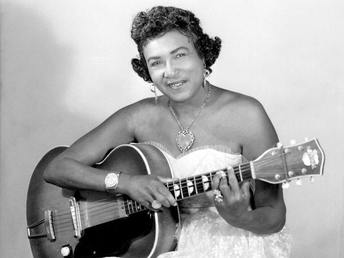 Memphis Minnie getty