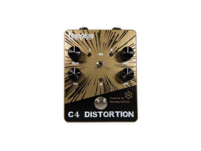 nanolog c4 distortion