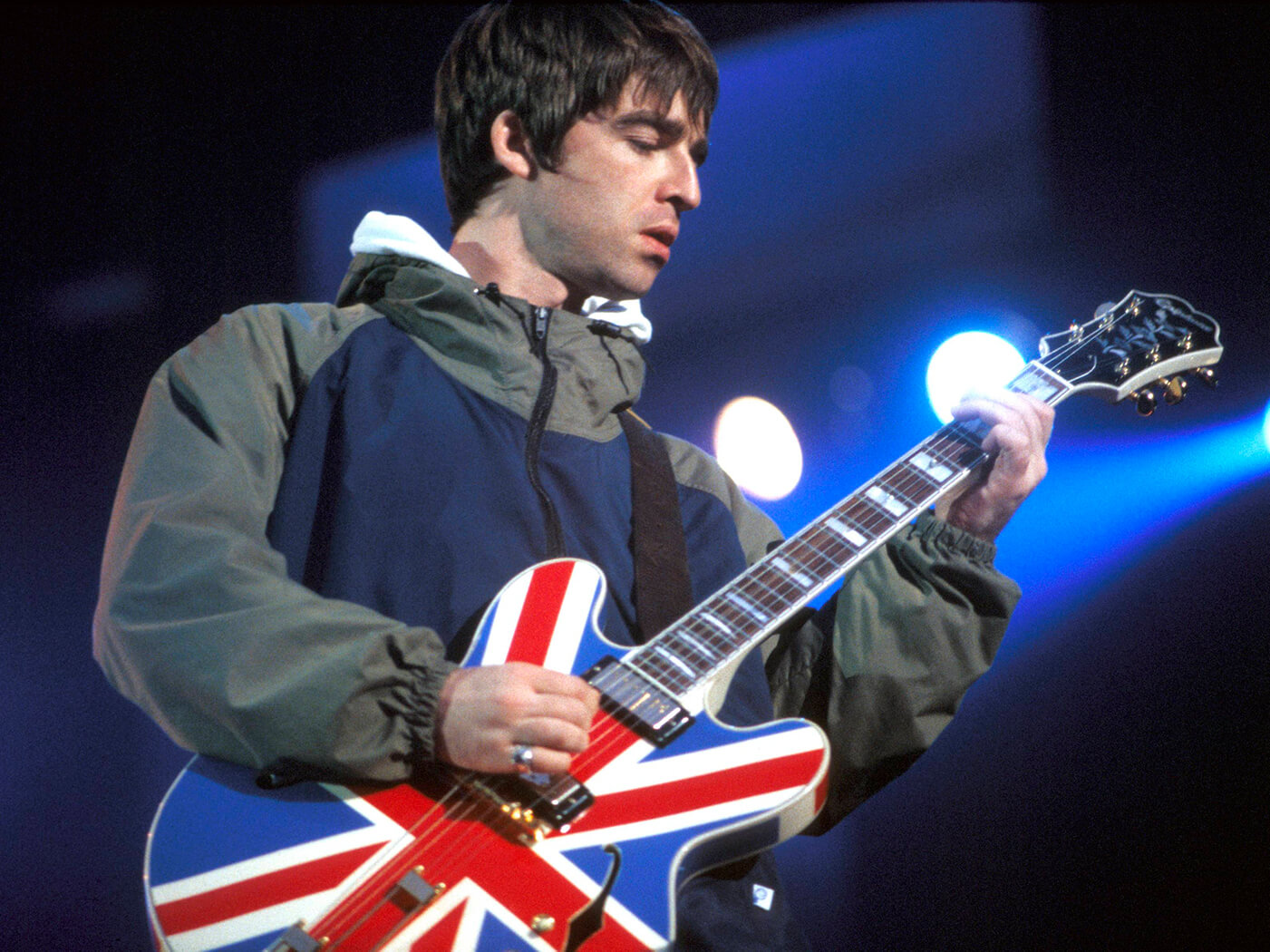 Noel Gallagher Jazzmaster.If You Don T Want To Be Bigger Than The Beatles Then It S