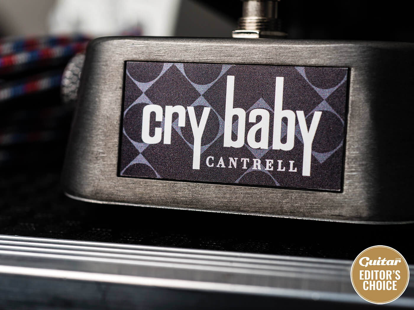 Review Dunlop Joey Cantrell Cry Baby