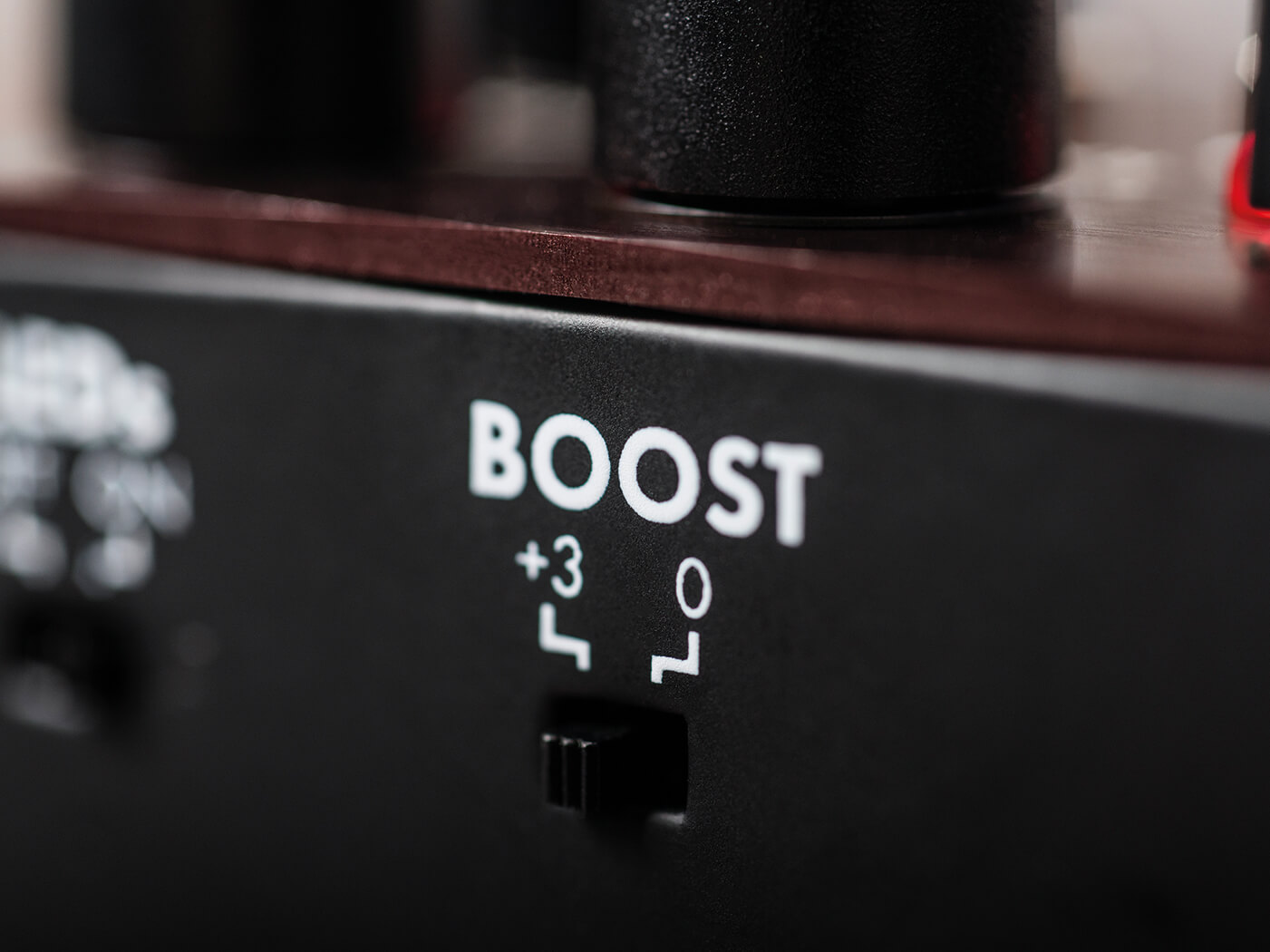 Review Fender Lost Highway boost