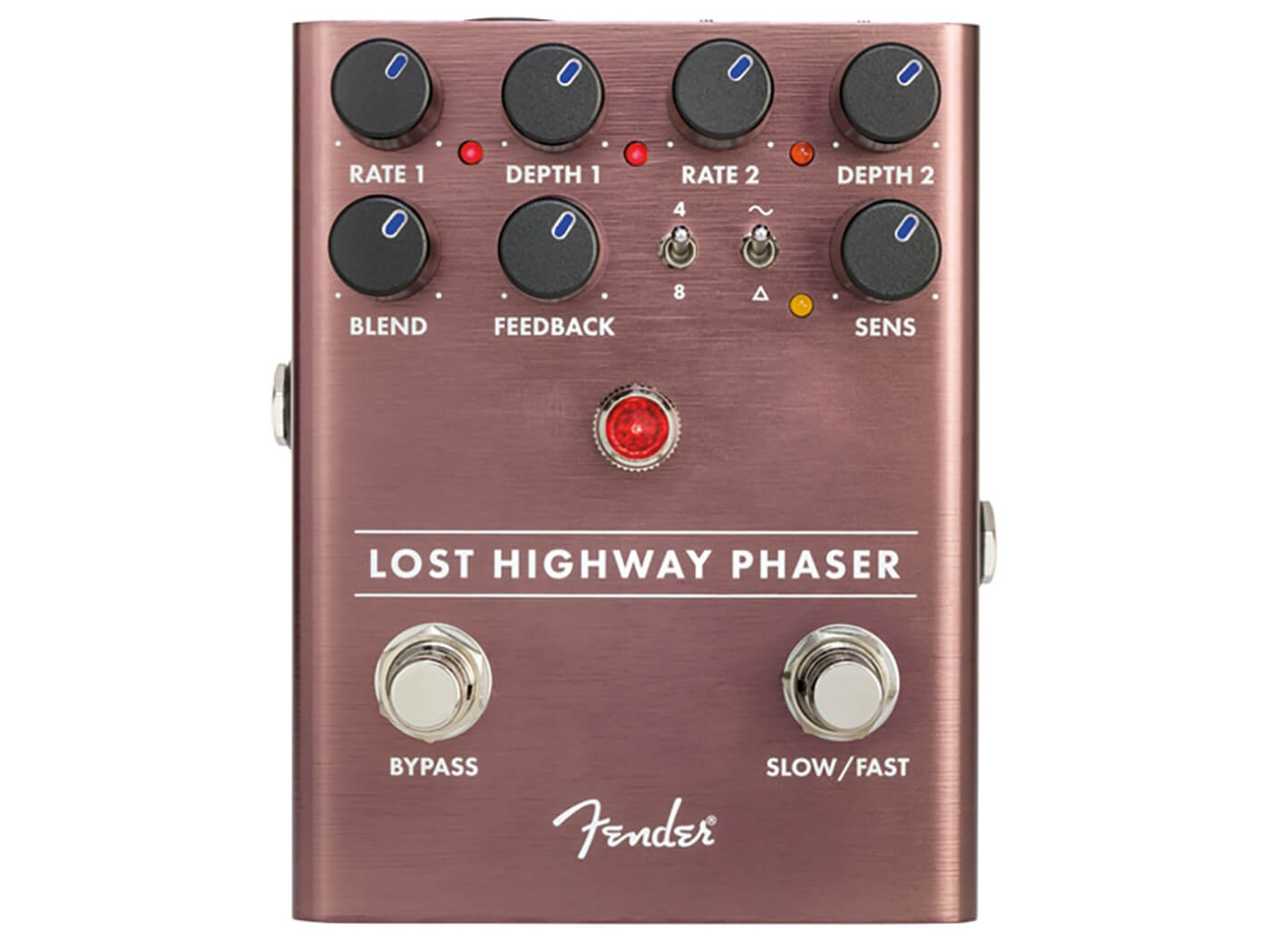 Review Fender Lost Highway full