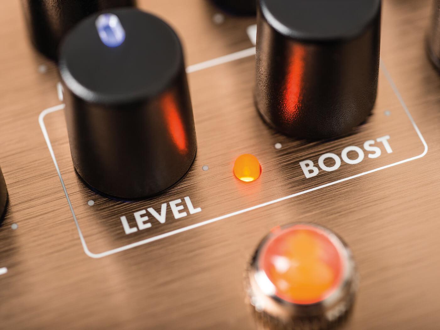 Review Fender MTg controls