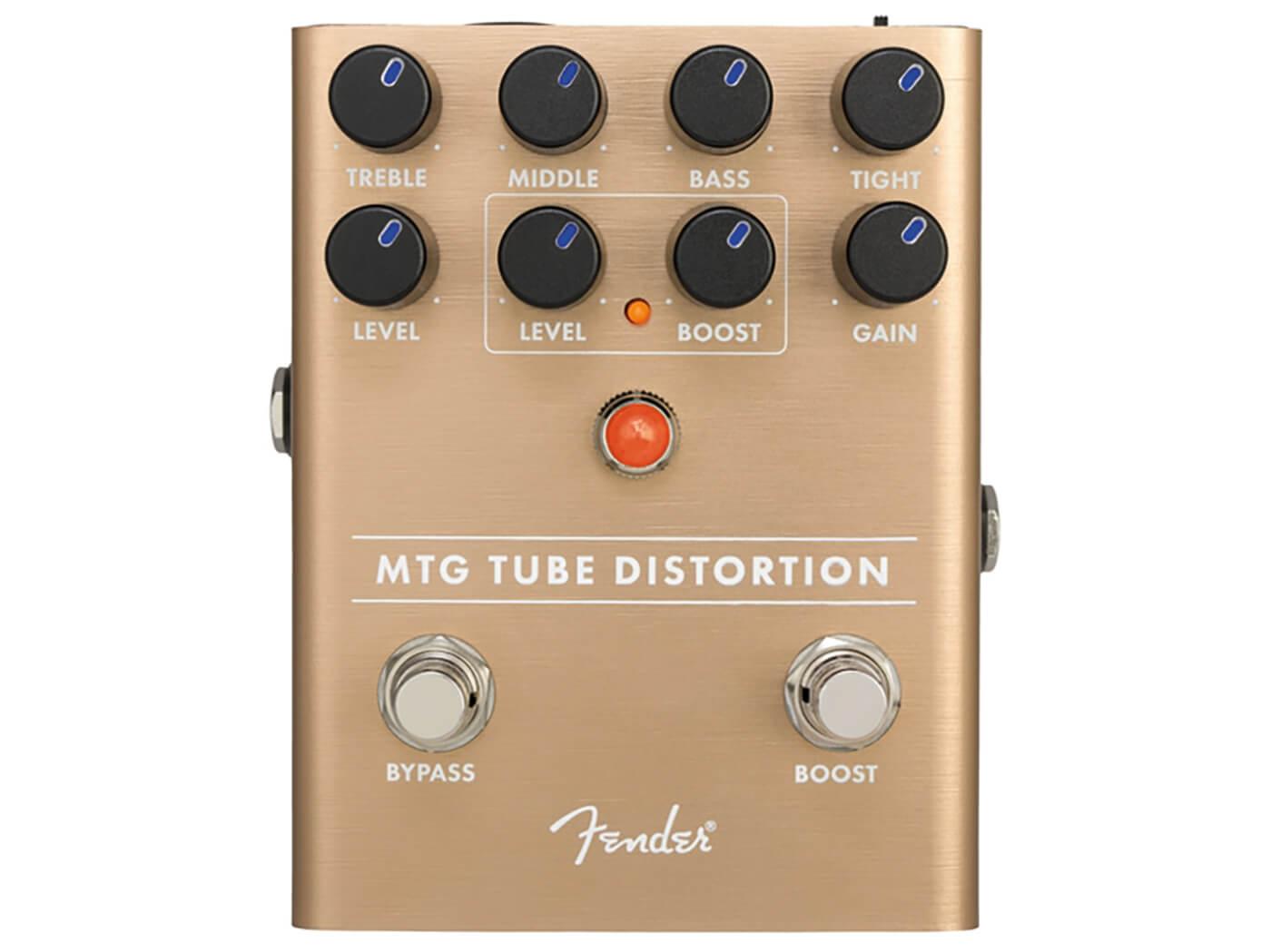 Review Fender MTG full