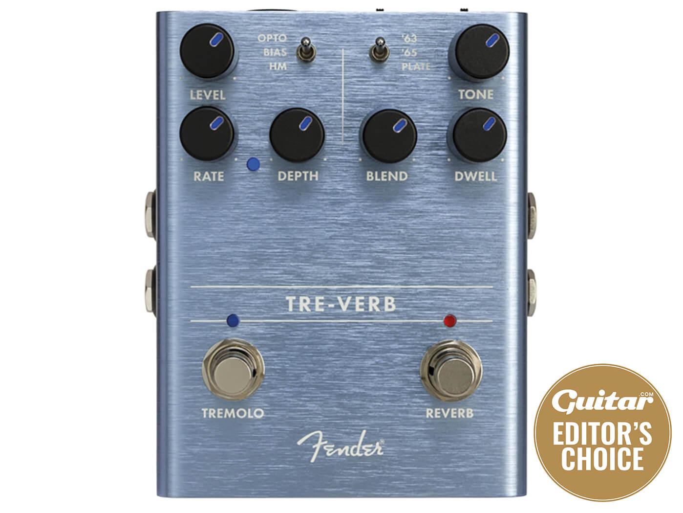 Review Fender Tre-Verb full