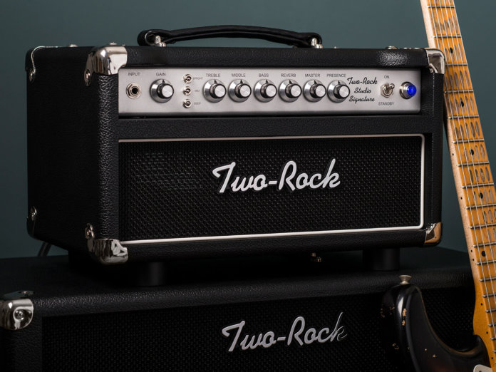Review Two Rock Signature Head hero
