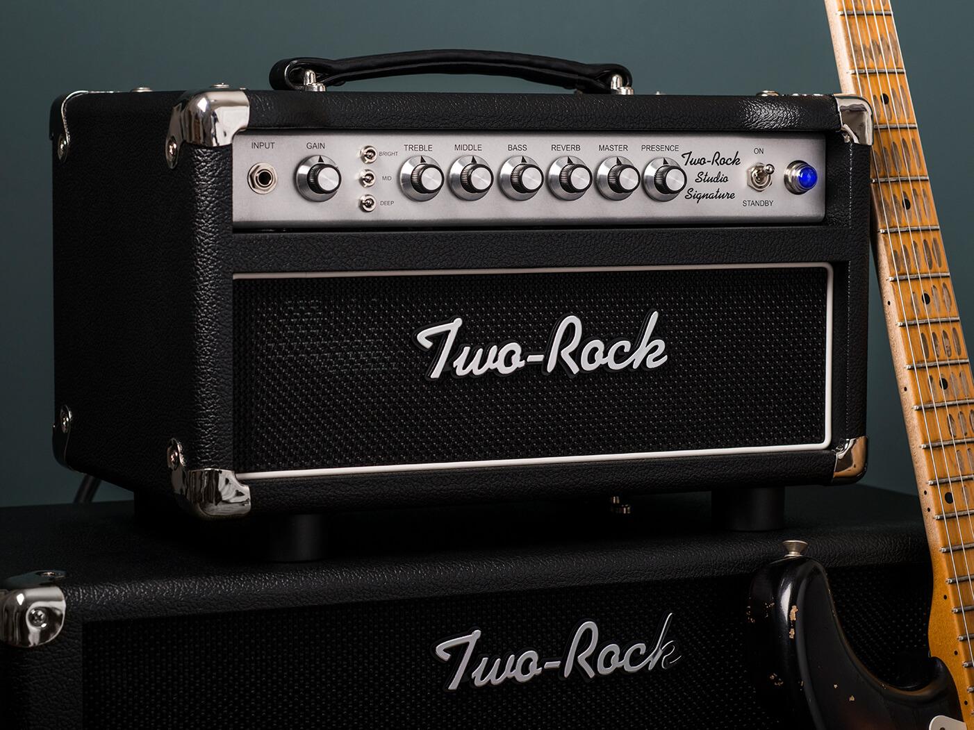 review two rock studio signature head guitar com all things guitar