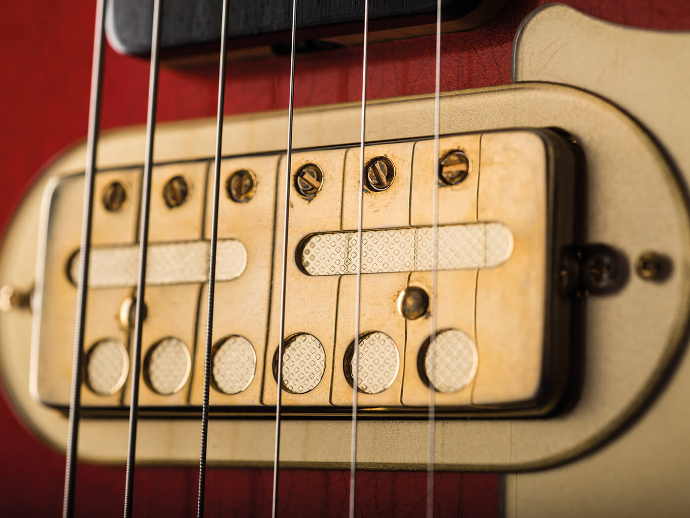 even telecaster die-hards will sometimes admit that the stock neck pickup  is not the model's crowning glory  by the mid-50s, players had already  begun