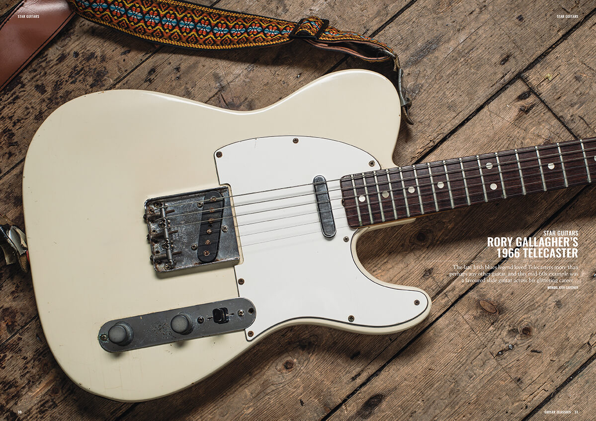rory gallagher telecaster